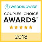 Wedding Wire couple choice awards