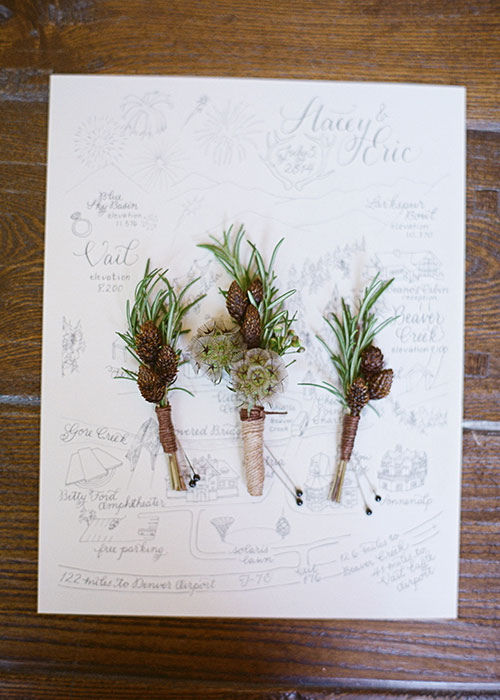 JoAnn Moore wedding details