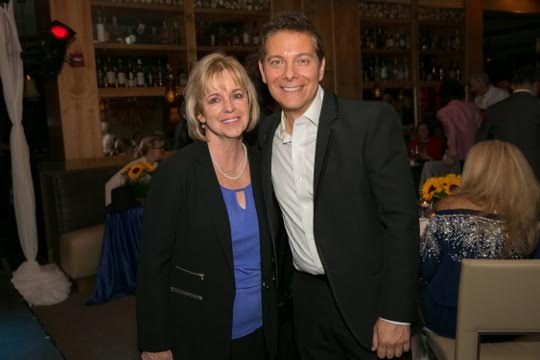 JoAnn Moore with Michael Feinstein
