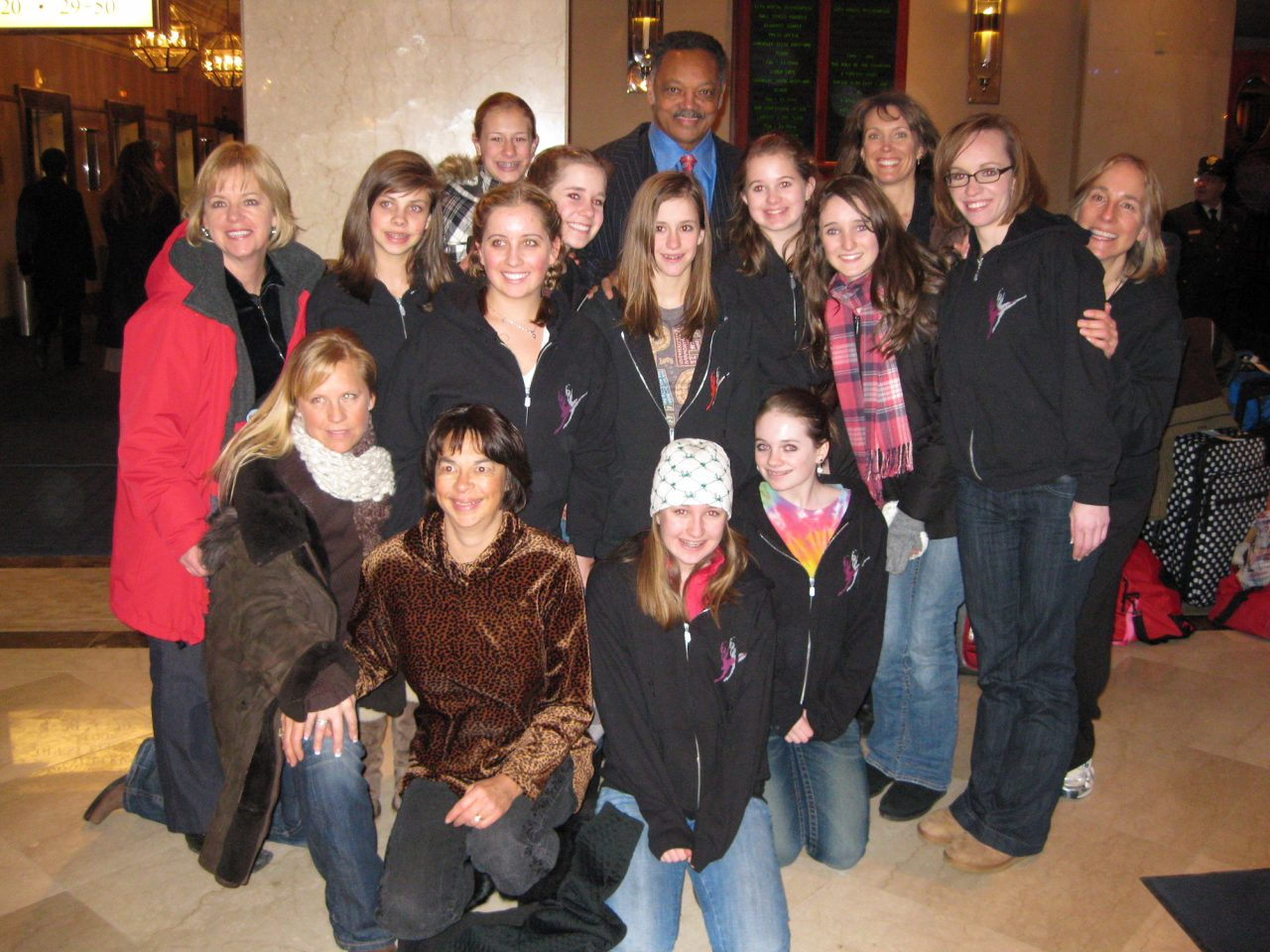 JoAnn's volunteer work with Vail Youth Ballet Company