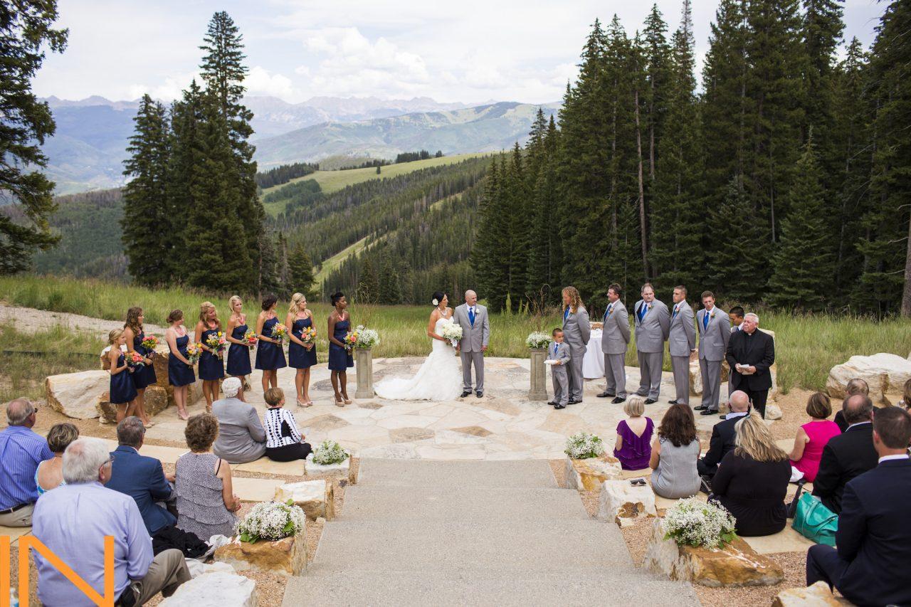 Intimate Mountain Weddings